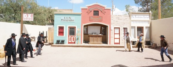 The Gunfight at the OK Corral