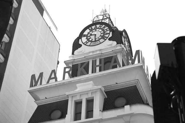 Markham building