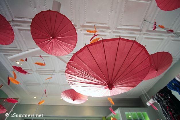 Yada Yada umbrellas