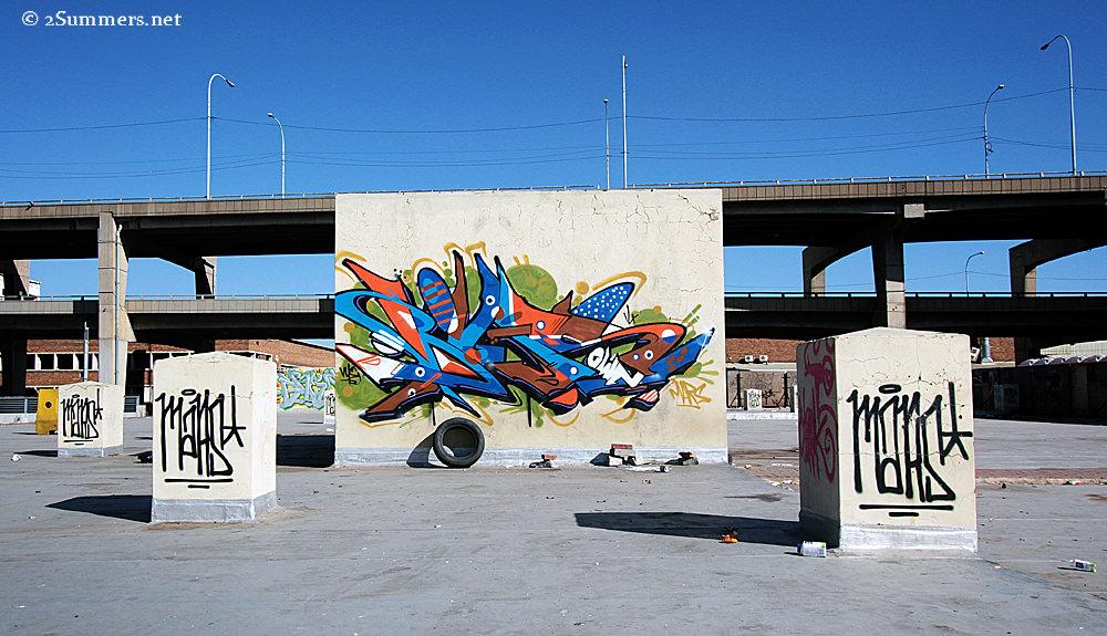 Bias mural