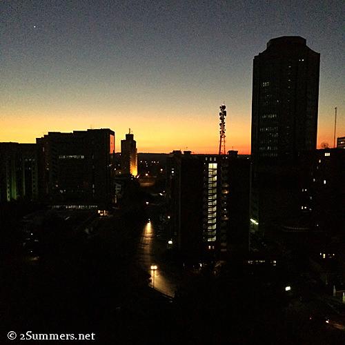 Sunrise Harare