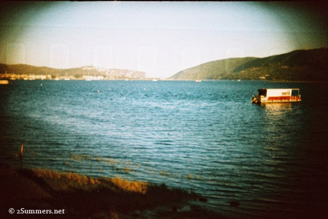 Film Knysna waterfront