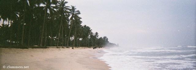 Anomabo beach