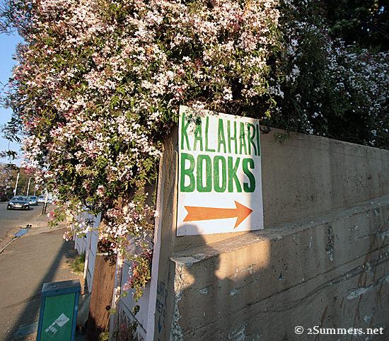 Kalahari sign