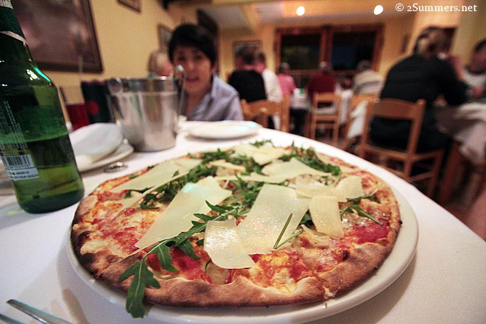 Gema pizza