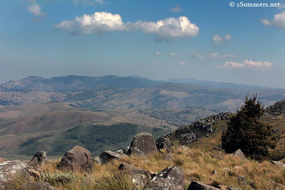I Climbed the Highest Mountain in Zimbabwe