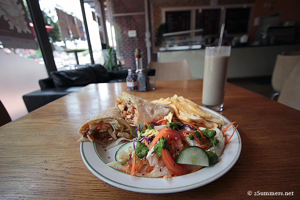 Kaldi's meal