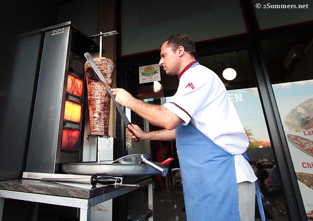 Burhans butcher