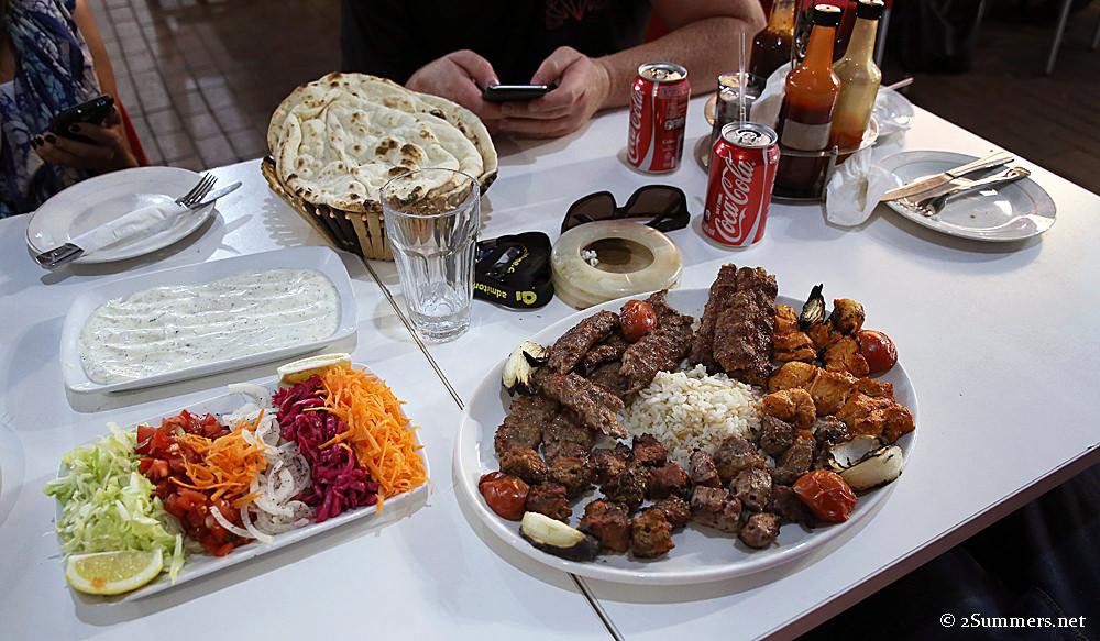 Istanbul spread