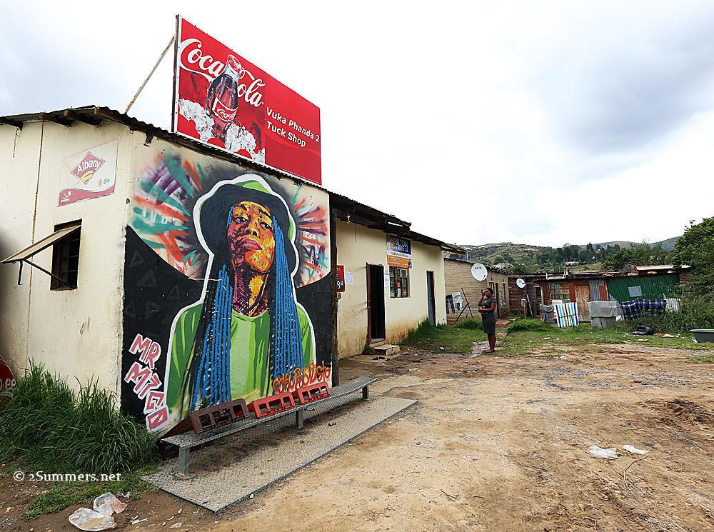 Kgubetswana tuck shop