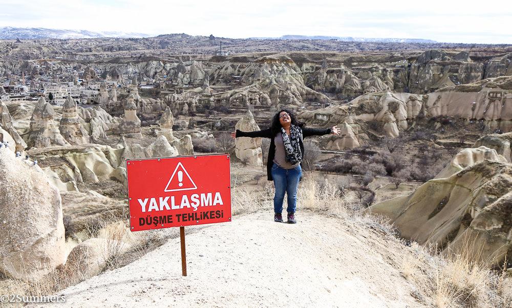 Meruschka Cappadocia