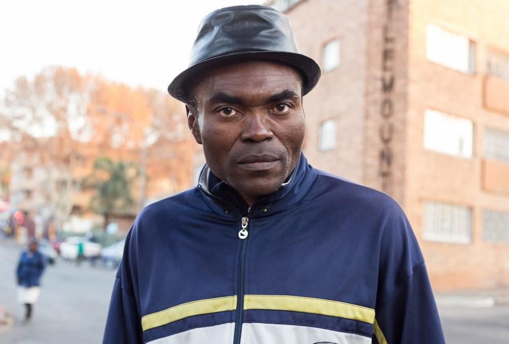 My Favorite Joburg People: James Ike