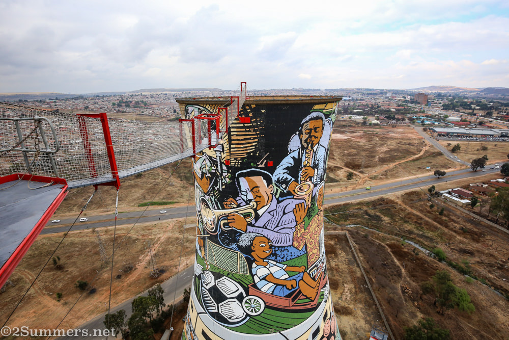 View from the top of Orlando Towers