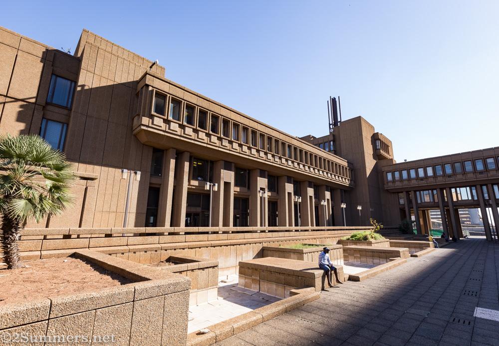 Braamfontein Civic Centre