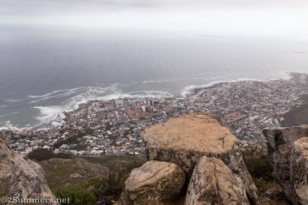 Top of Lion's Head