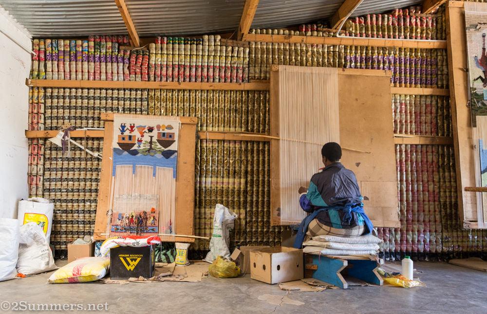 Marosa weaving
