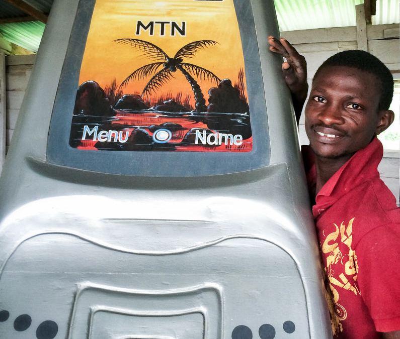 The Fantasy Coffins of Ghana