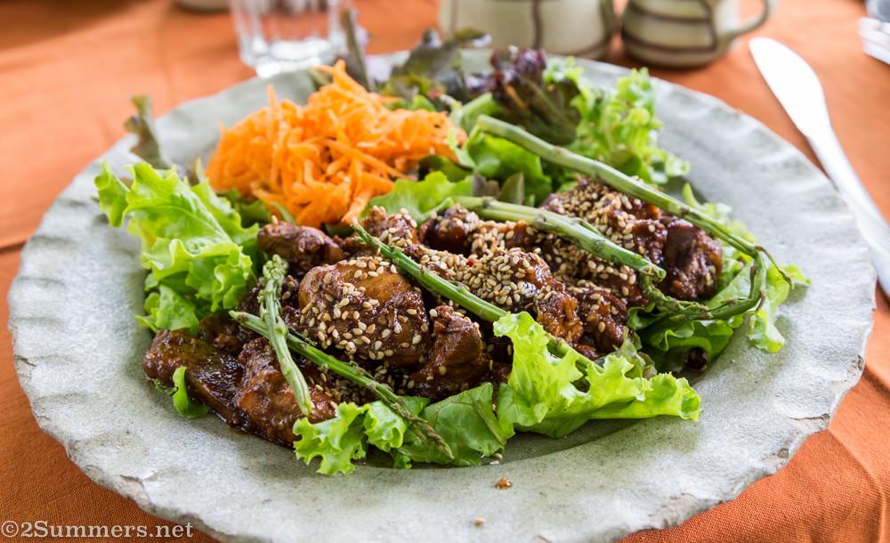 Lunch at Amani ya Juu