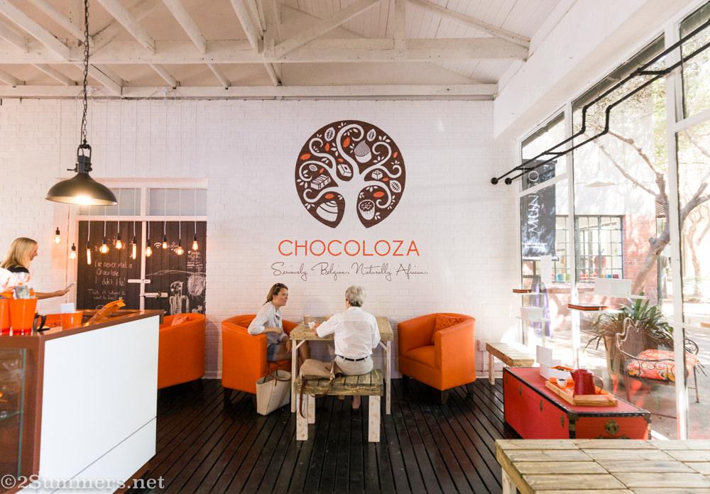 Inside Chocoloza
