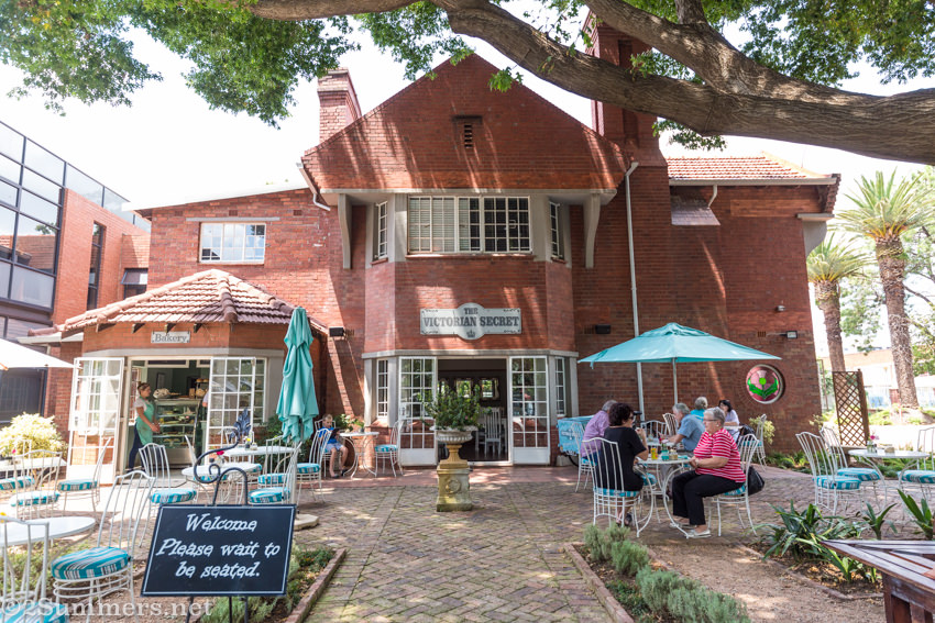 The Victorian Secret in Benoni