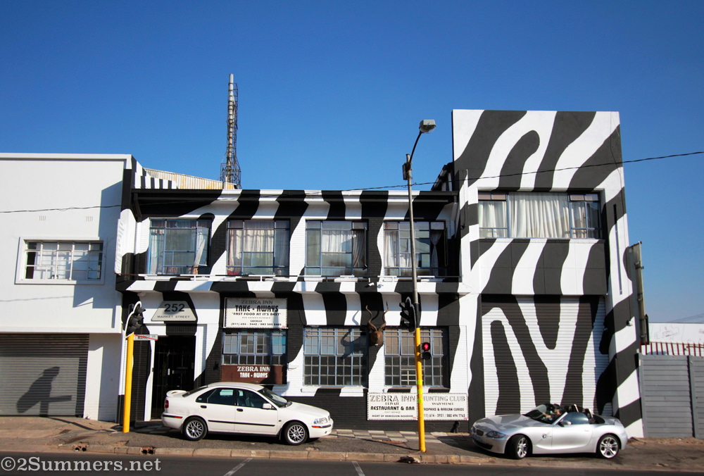 The Zebra Inn