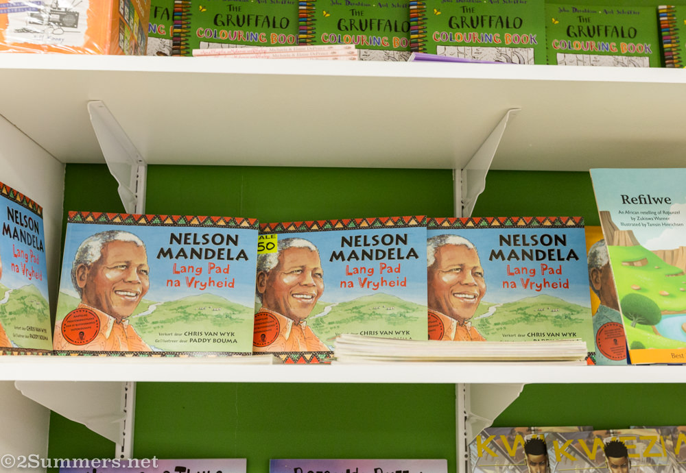 Nelson Mandela children's book