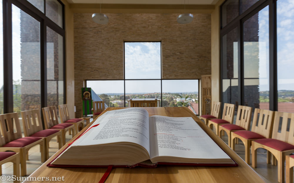 Chapel at Jesuit Institute South Africa