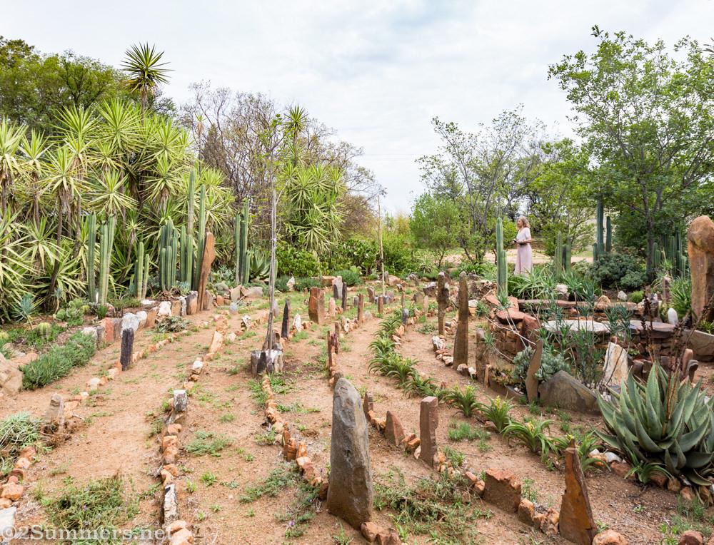 Labyrinth at the Jazzfarm