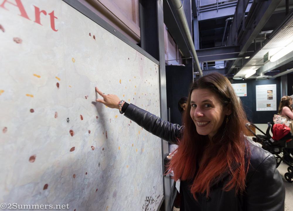 Heather fingerprint