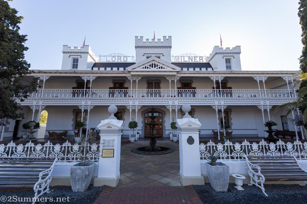 Lord Milner Hotel in Matjiesfontein