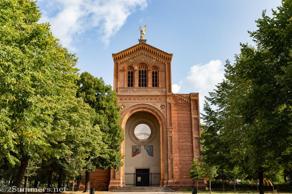 St. Michael's Church in Berlin