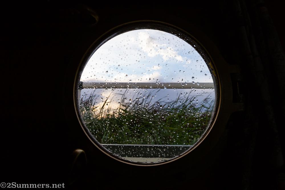 Hendrika's porthole