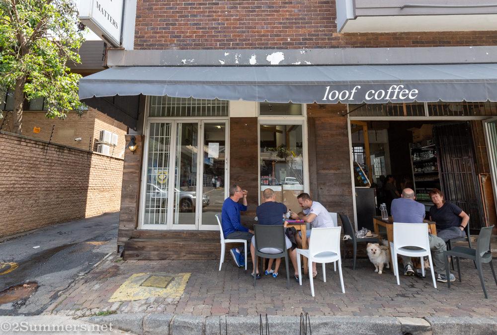 Loof Coffee in Norwood