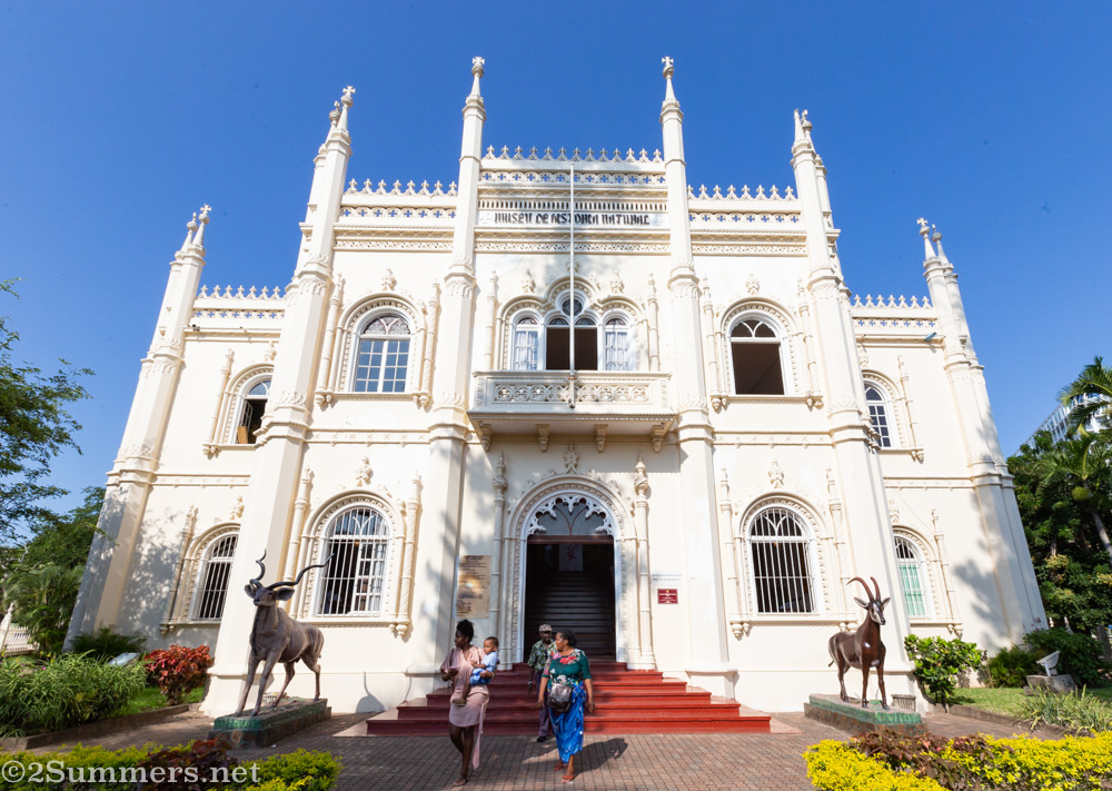 Museum of Natural History in Maputo