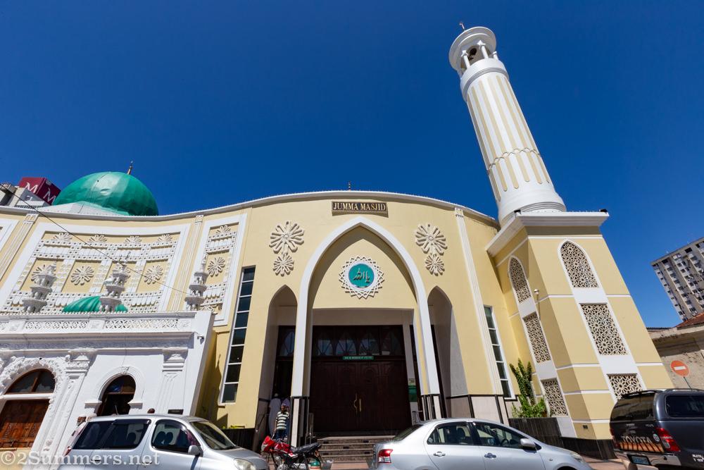 Jumma Masjid - mosque in downtown Maputo