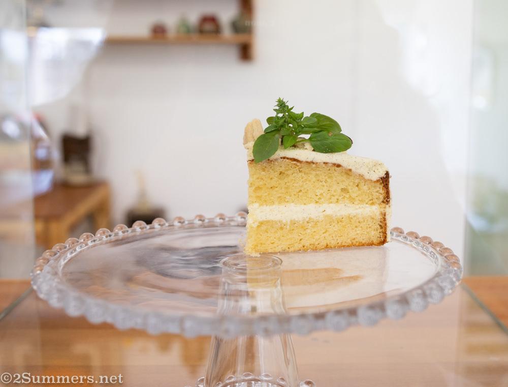 Cake at Ophelia