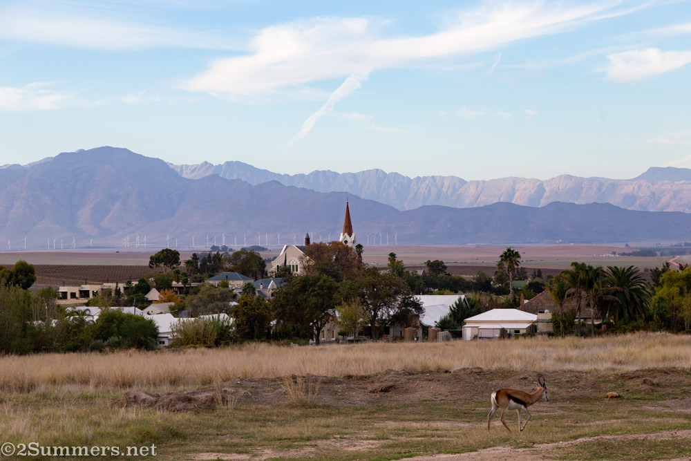 Town of Riebeek Casteel