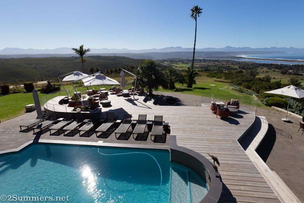 Pool at Sky Villa