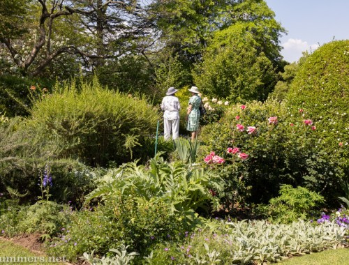 Gardens at the Stables private home in Westcliff