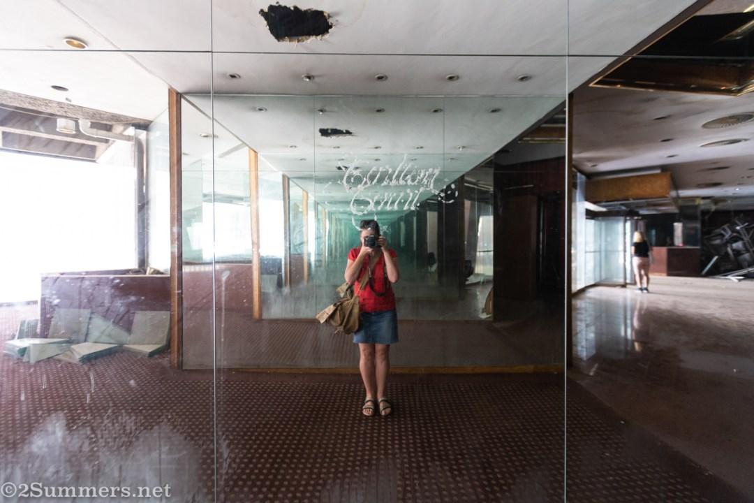 Carlton Court mirror