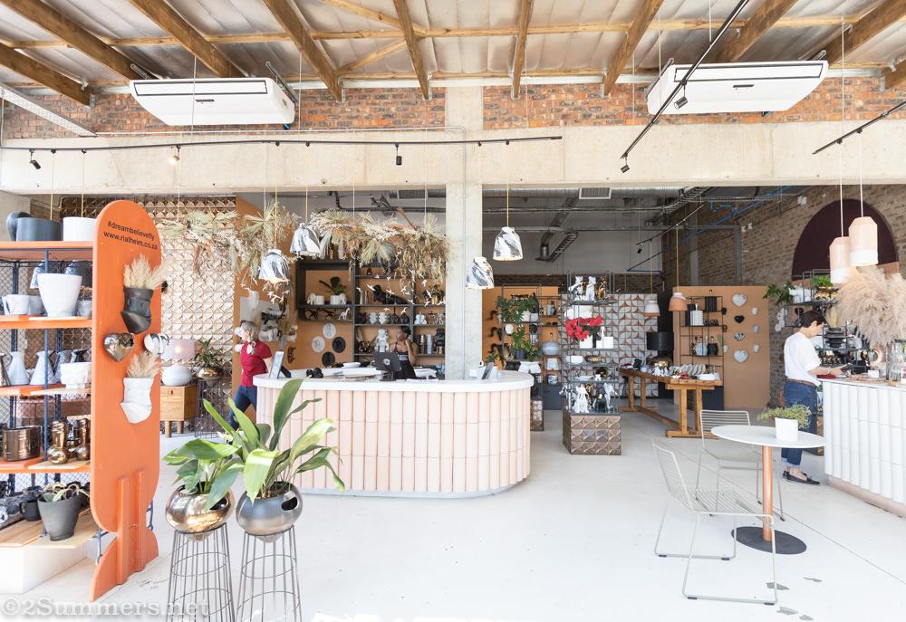 Rialheim showroom