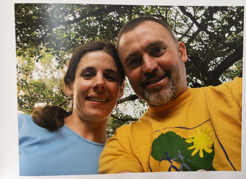 Heather and Jon
