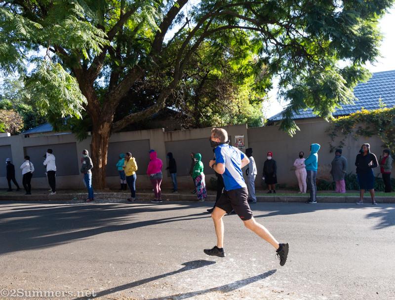 Melville jogger