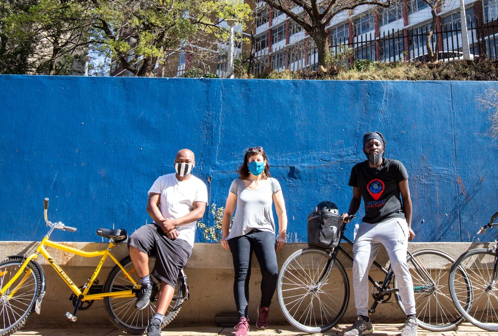 A Cycling and Food Tour Through Berea, Yeoville, Bertrams, and More