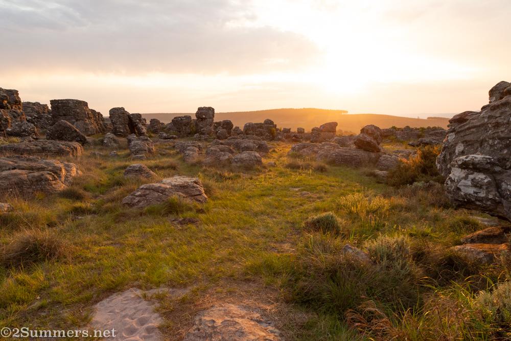 Magical light in Kaapsehoop