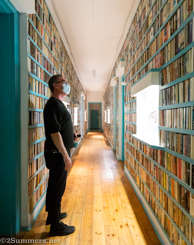 Thorsten and the books