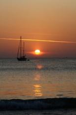 Sunset, Nai Harn Beach, Phuket - 2009