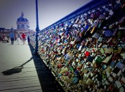 Pont des Arts, Paris, 2012