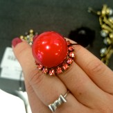 Bague Lanvin - VP Arlettie 29/03/2014