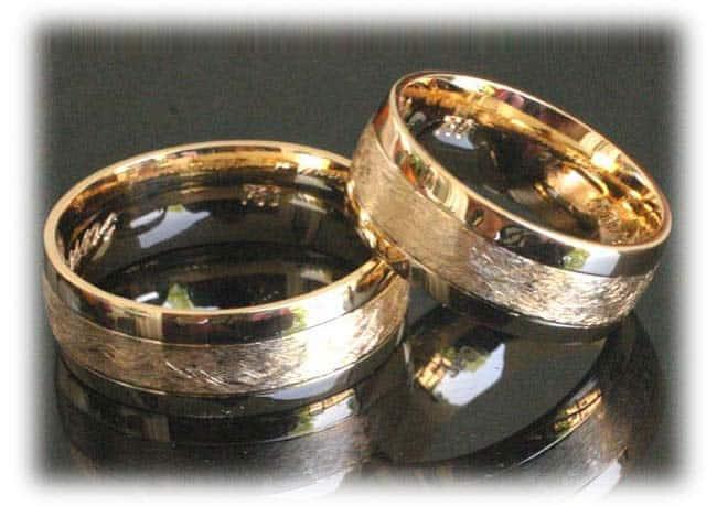 Klassische TrauringeEheringe IM371 ohne Diamanten
